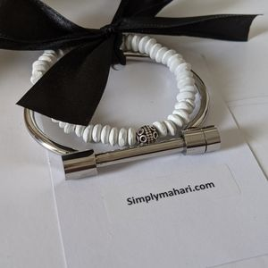Simply Shackle Bracelet Set